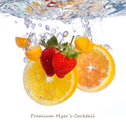 Premium Myer's Cocktail