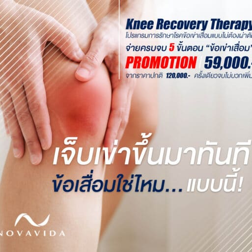 knee recovery therapy